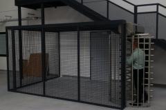 Teplice-výroba-vstupu-pro-turniket-ocelová-konstukce